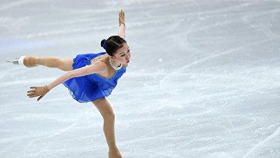 Элизабет Турсынбаева, архивное фото