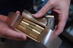 Сигареты с марихуаной, архивное фото