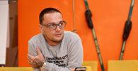 Рэп-исполнитель Алексей Guf Долматов