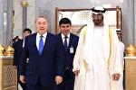 Нұрсұлтан Назарбаев ресми сапармен Біріккен Араб Әмірліктеріне барды