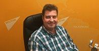 Генеральный директор российской компании Время роботов Николай Печенов