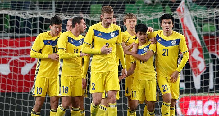 Сборная Казахстана напоследних секундах проиграла Болгарии