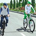 Өзбекстан президенті Шавкат Мирзиёев пен Түркіменстан мемлекет басшысы Гурбангулы Бердымухаммедов
