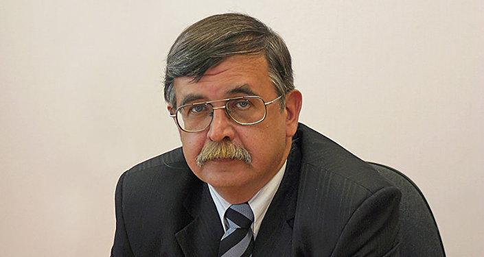 Александр Железняков