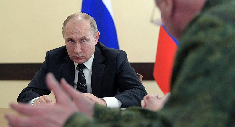 Владимир Путин провел совещание в Кемерово
