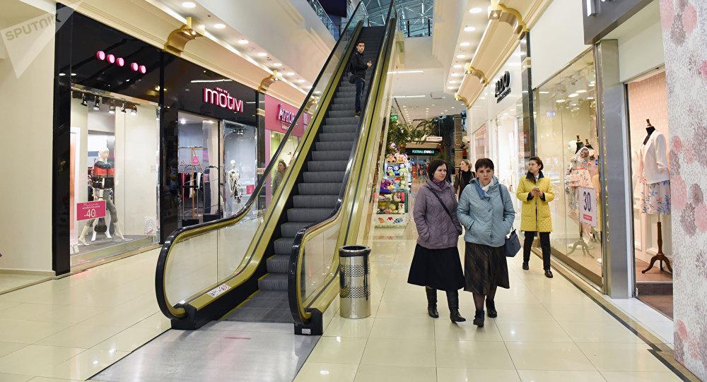 Торгово-развлекательный центр Мега