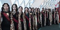 Финалистки конкурса Мисс Казахстан