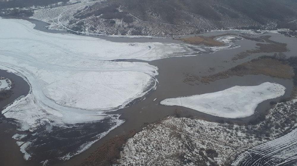 Шығыс Қазақстандағы су тасқыны
