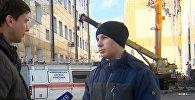 Очевидец рассказал, как вынес троих детей из горящего ТЦ Зимняя вишня