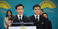 Пилоты Air Astana Олег и Жан Джакуповы