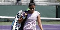 Казахстанская теннисистка Зарина Дияс