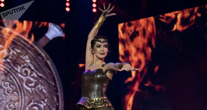 Конкурс красоты Мисс Казахстан