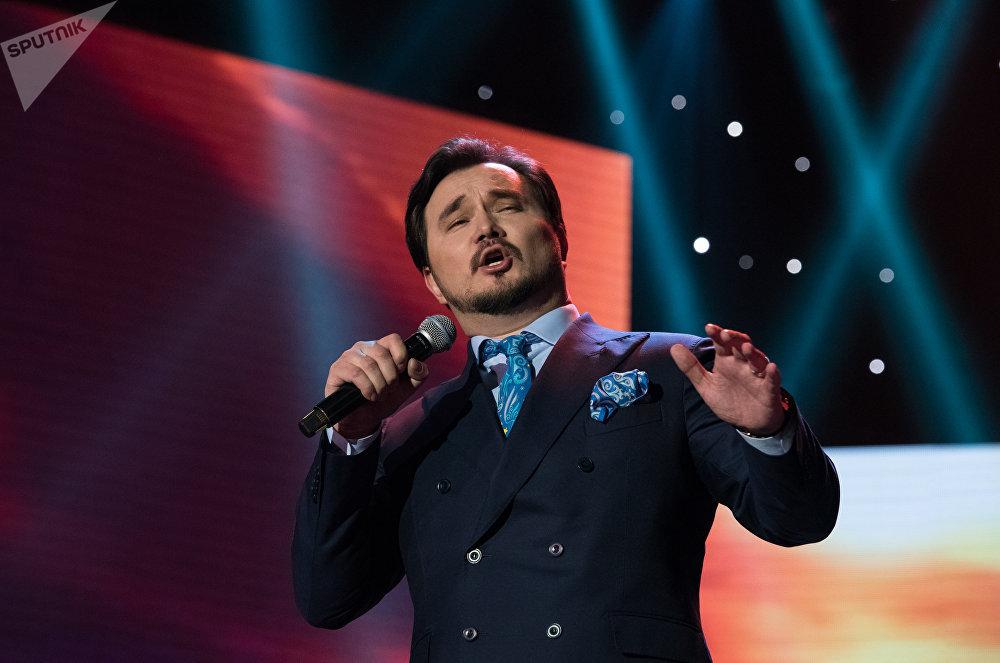 Ведущий солист театра Астана Опера Сундет Байгожин