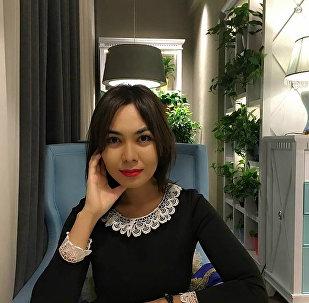 Пресс-секретарь комитет по делам спорта и физической культуры министерства культуры и спорта Казахстана Раухан Тугумбаева