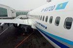 Boeing-737 MAX 8 авиакомпании SCAT, архивное фото