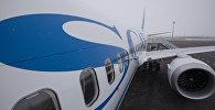 Самолет авиакомпании SCAT