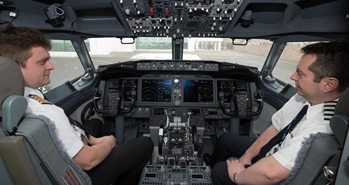 Презентация самолета авиакомпании SCAT