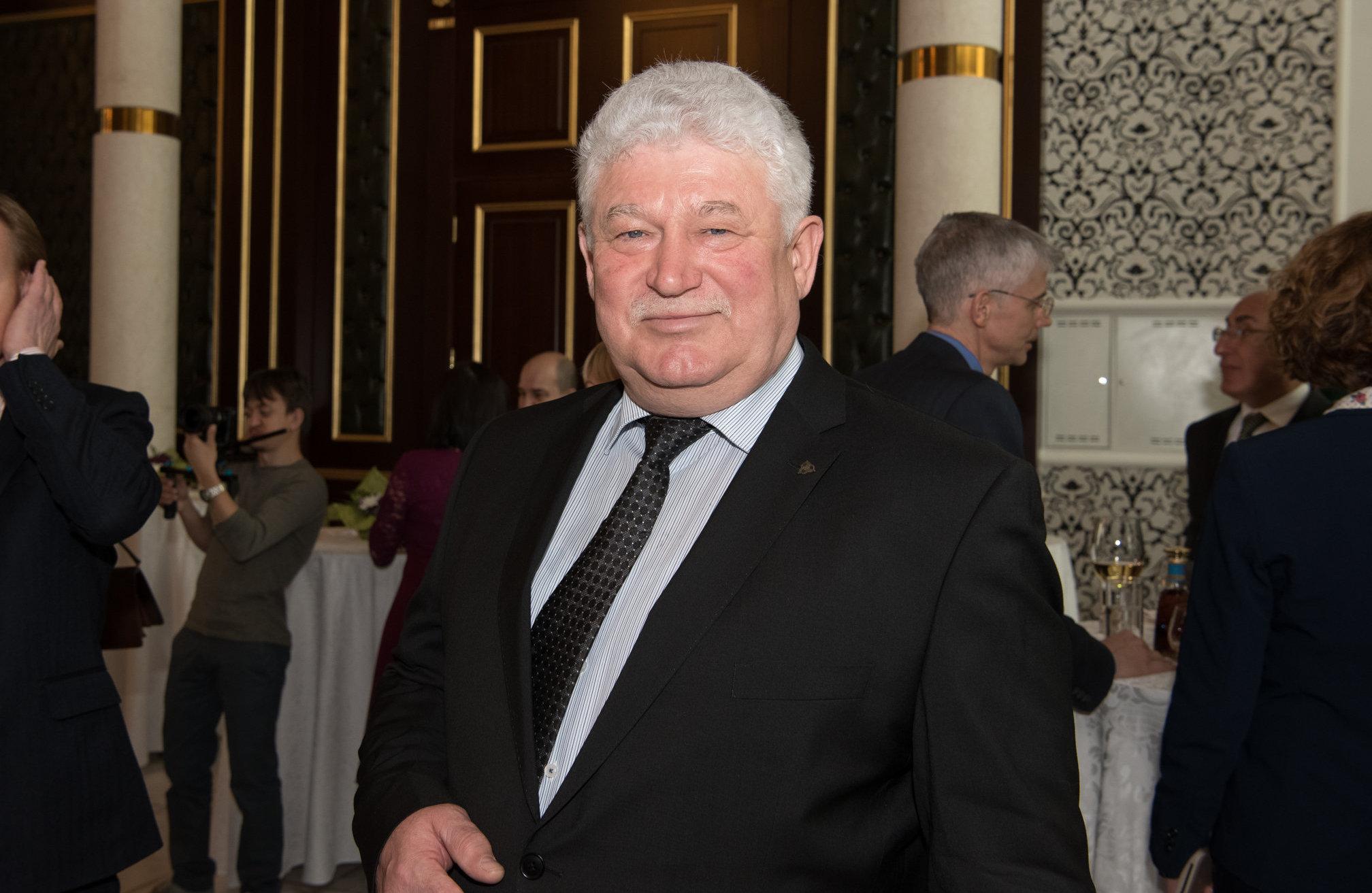 Президент авиакомпании SCAT Владимир Денисов