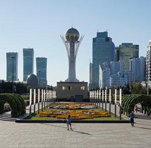 Астананың келбеті, Бәйтерек