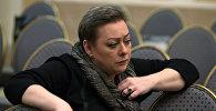 Актриса Мария Аронова, архивное фото