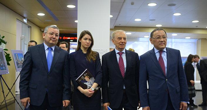 Презентации книги Нурсултана Назарбаева Эра независимости