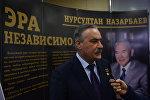 Первый президент Ингушетии Руслан Аушев