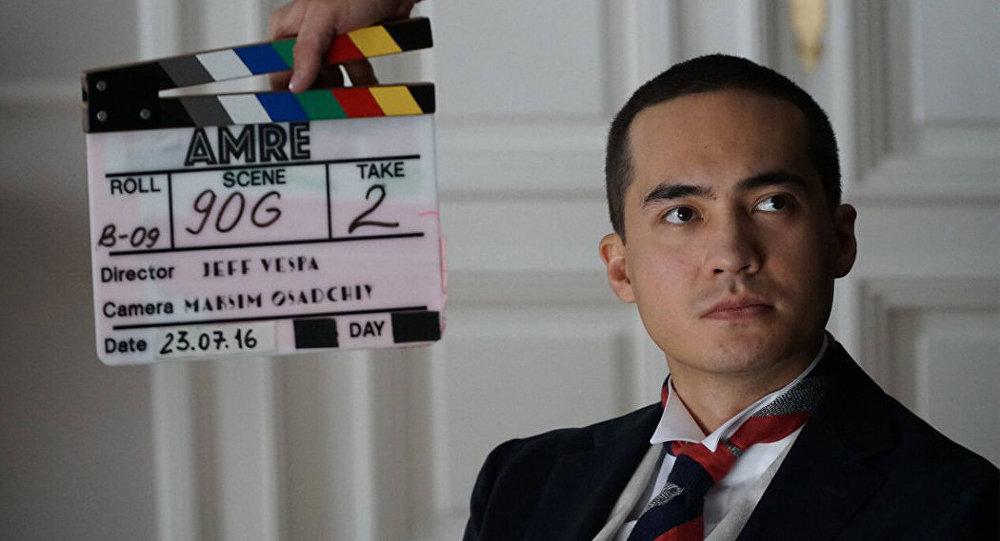 Съемки фильма Амре