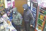Ограбили магазин