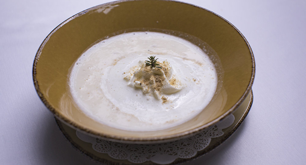Суп из шубата