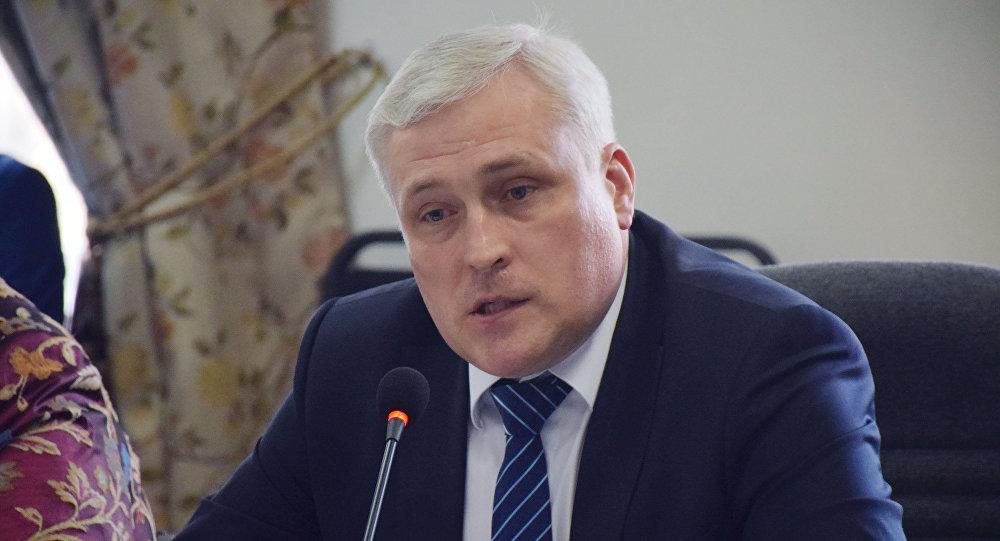 Заместитель руководителя Российского Федерального архивного агентства Андрей Юрасов