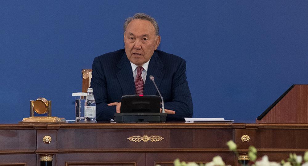 Совещание в акимате столицы с участием президента РК Нурсултана Назарбаева