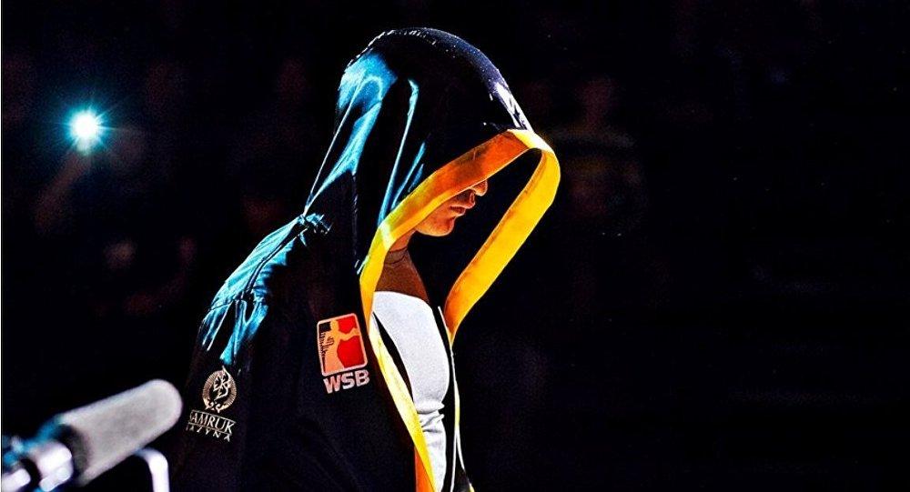 Боксер Astana Arlans