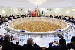 Заседание Совета министров иностранных дел СНГ в Минске