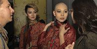 Двадцать пятый сезон национальной Недели моды прет-а-порте Kazakhstan Fashion Week сезона осень-зима 2018-19