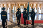 Послы ряда государств вручили верительные грамоты президенту Казахстана Нурсултану Назарбаеву
