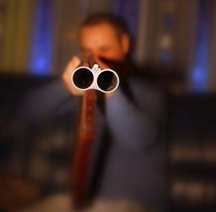 Выстрел из ружья, иллюстративное фото