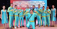 Боксеры Astana Arlans