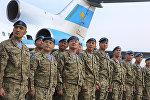 Казахстанские миротворцы