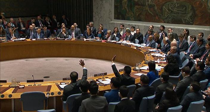 Совбез ООН отклонил российский проект резолюции России по Сирии