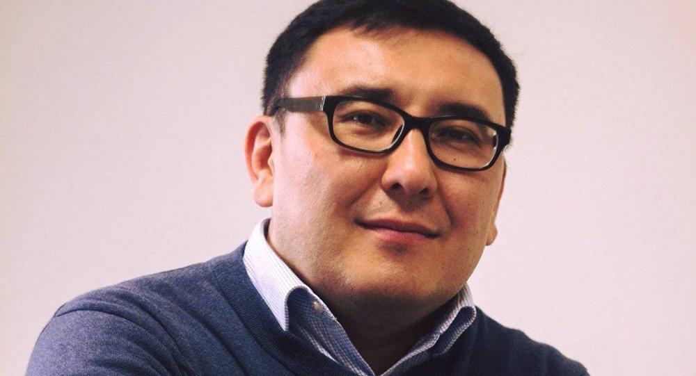 Улан Бигожин, постдокторант Назарбаев университета