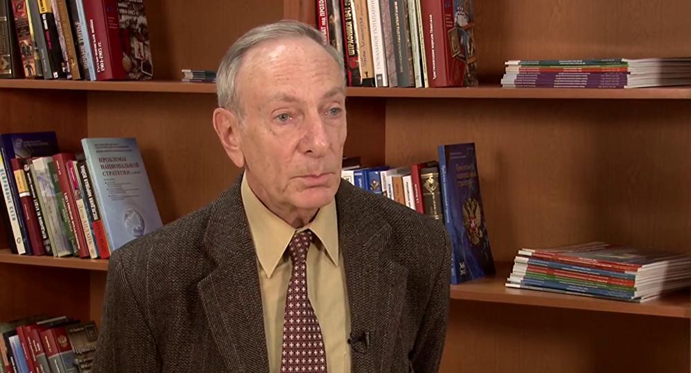 Эксперт Российского института стратегических исследований Владимир Фитин