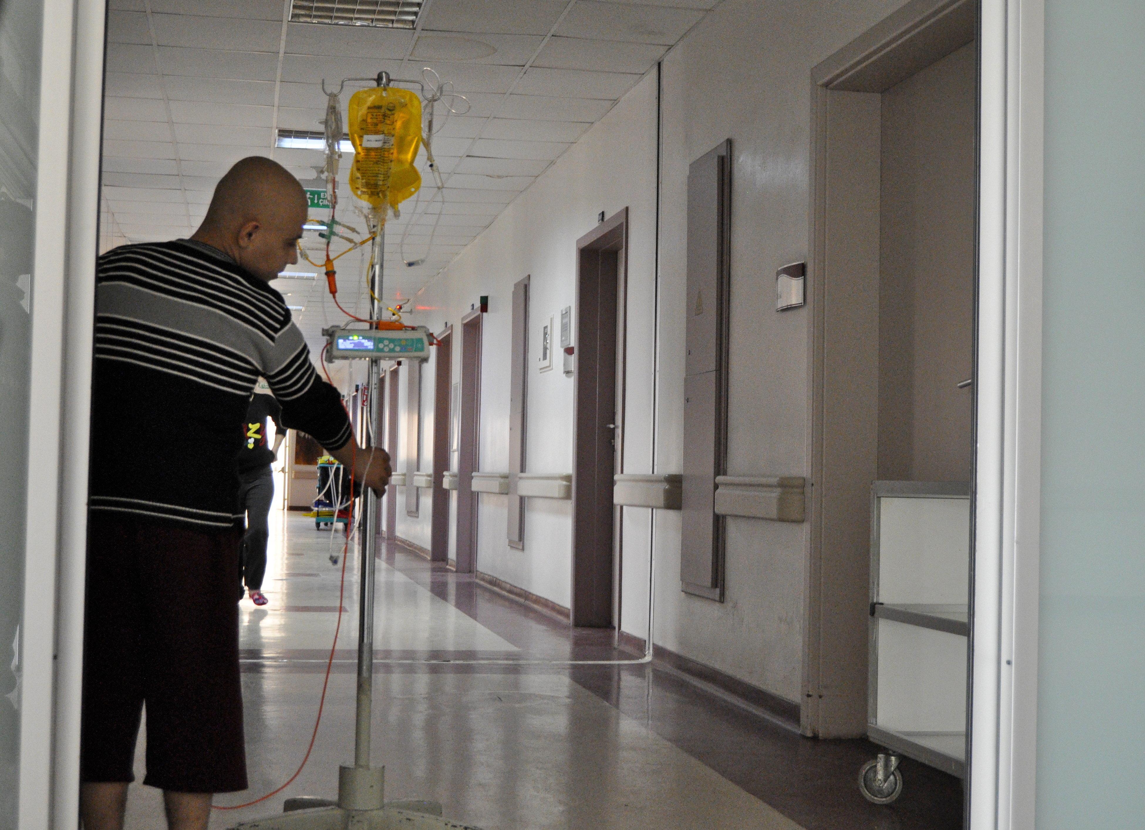 большинство казахстанцев лечат в Турции рак. Онкологическое отделение в больнице при университете Акдениз_ Анталия