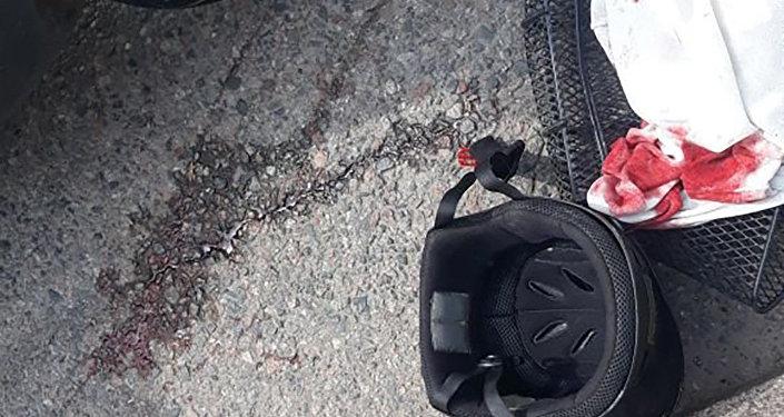 Водитель мопеда сбил девушку в Алматы