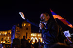 Протесты оппозиции в Ереване