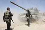 Сирия, архивное фото