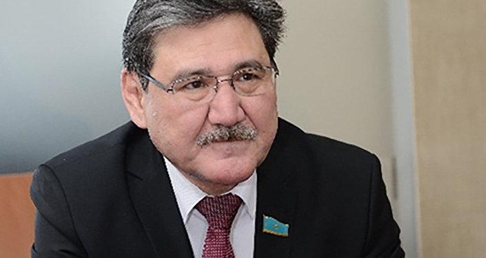 Депутат сената парламента Казахстана Едил Мамытбеков