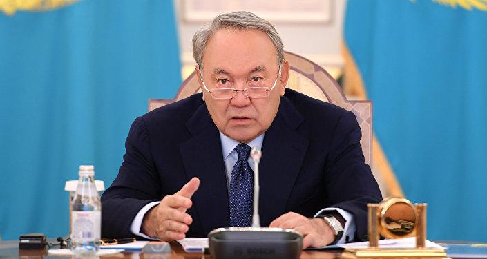 Заседание Совета по управлению Фондом национального благосостояния Самрук-Казына