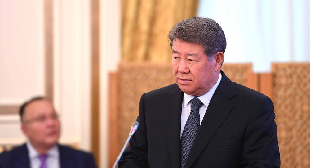 Председатель правления АО Самрук-Казына Ахметжан Есимов