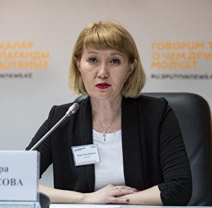 Лаура Ильясова