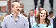 Принц Уильям и герцогиня Кембриджская Кейт Миддлтон